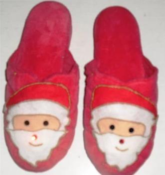 Realizza e regala le pantofole natalizie idee regalo natale for Pantofole natalizie